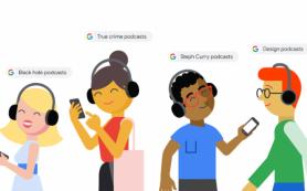 Google Подкасты получили редизайн и приложение для iOS