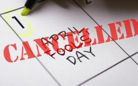 Google отменил все розыгрыши на 1 апреля из-за коронавируса