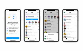 В Facebook Messenger теперь можно отвечать на сообщения клиентов