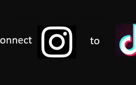 Как связать свой TikTok с Instagram