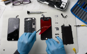 Сервис для ремонта Айфона