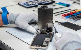 Обслуживание и ремонт Айфона