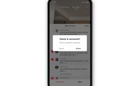 TikTok позволил массово удалять комментарии и блокировать пользователей