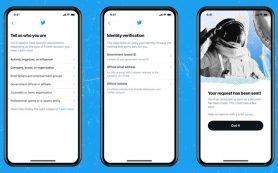 Twitter возобновляет верификацию аккаунтов