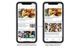 Google: крупные изображения в Discover помогают привлекать больше трафика
