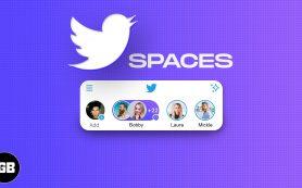 В Twitter Spaces теперь можно назначать соведущих